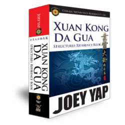 Xuan Kong Da Gua Structures Reference Book by Joey Yap