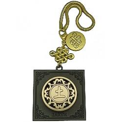 Amulette de la Grande Terre / Amulette de l'Hexagramme Kun