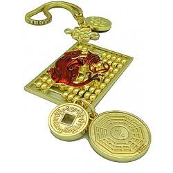 Amulette Pi Yao et Abacus