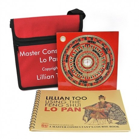 Lillian Too's Master Consultants Luo Pan with Manual