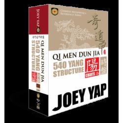 Qi Men Dun Jia 540 Yang Structure Charts (QMDJ Book 3) by Joey Yap