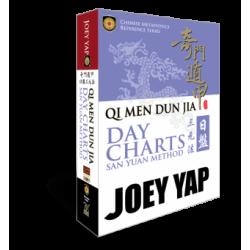 Qi Men Dun Jia Day Charts - San Yuan Method (QMDJ Book 8) by Joey Yap