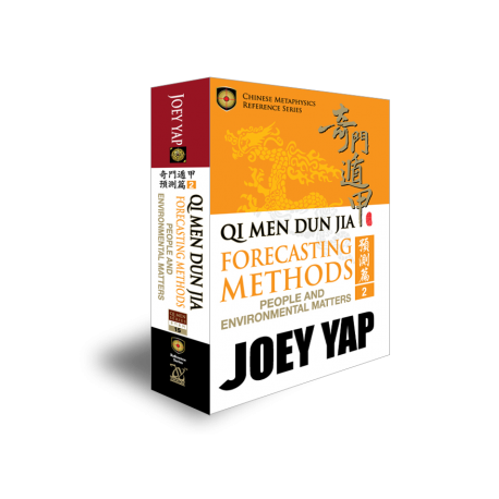 Qi Men Dun Jia Forecasting Methods Book 2 - People and Environmental Matters (QMDJ Book 10) by Joey Yap