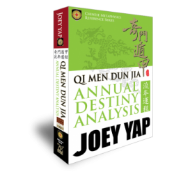 Qi Men Dun Jia Annual Destiny Analysis (QMDJ Book 14) by Joey Yap