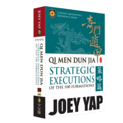 Qi Men Dun Jia Strategic Executions (QMDJ Book 16) by Joey Yap
