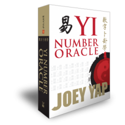 Yi Number Oracle by Joey Yap