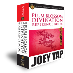 Plum Blossom Divination Reference Book by Joey Yap