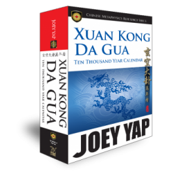 Xuan Kong Da Gua Ten Thousand Year Calendar by Joey Yap