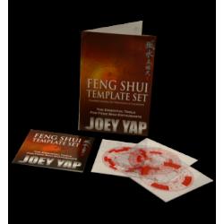 Set de 3 Calques Feng Shui de Joey Yap
