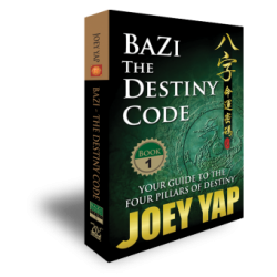BaZi - The Destiny Code (Book 1) by Joey Yap