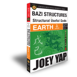 BaZi Structures and Structural Useful Gods - Earth by Joey Yap