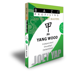 BaZi Profiling - The Ten Day Masters - Jia (Yang Wood) by Joey Yap