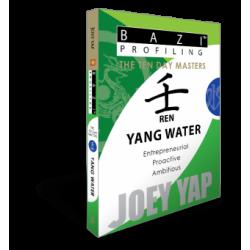 BaZi Profiling - The Ten Day Masters - Xin (Yin Metal) by Joey Yap