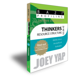 BaZi Profiling - The Five Structures - Thinkers (Resource Structure) by Joey Yap