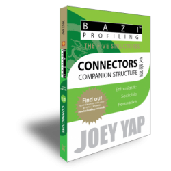 BaZi Profiling - The Five Structures - Connectors (Companion Structure) by Joey Yap