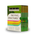 BaZi Profiling - The Five Structures - 5 Books Box Set by Joey Yap