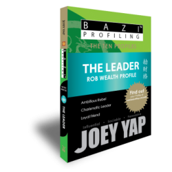 BaZi Profiling - The Ten Profiles - Leader (Rob Wealth) by Joey Yap