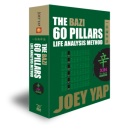 The BaZi 60 Pillars Life Analysis Method - Xin by Joey Yap