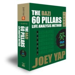 The BaZi 60 Pillars Life Analysis Method - Gui by Joey Yap