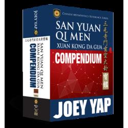 San Yuan Qi Men Xuan Kong Da Gua Compendium by Joey Yap