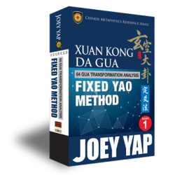 Xuan Kong Da Gua 64 Gua Transformation Analysis - Fixed Yao Method by Joey Yap
