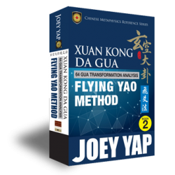 Xuan Kong Da Gua 64 Gua Transformation Analysis - Flying Yao Method by Joey Yap