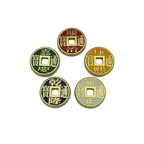 pagode des 5 elements