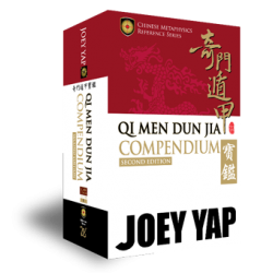 Qi Men Dun Jia Compendium (QMDJ Book 1) - Second Edition by Joey Yap