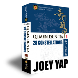 Qi Men Dun Jia 28 Constellations (QMDJ Book 19) by Joey Yap