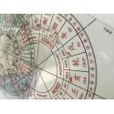 Basic Feng Shui 2 Templates Set (24 Mountains / Ba Zhai Ming Jing) by Marc-Olivier Rinchart
