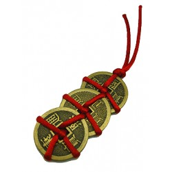 Ang Pow Coins tied with Red Knot