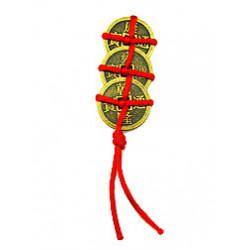 Ang Pow Muntstukken (5 x 3 Munstukken in luxe buidel)