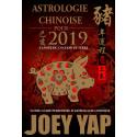Astrologie chinoise pour 2019- L'année du Cochon de Terre par Joey Yap