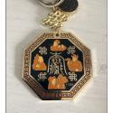 Amulette taoïste - Huit Immortels