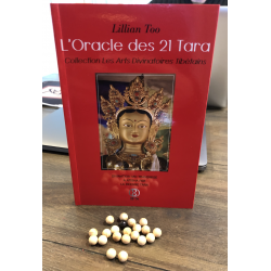 L'Oracle des 21 Tara (par Lillian Too) - Livre + Perles
