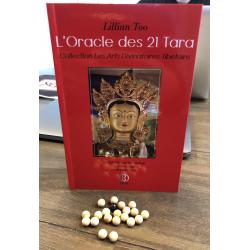 L'Oracle des 21 Tara (par Lillian Too) - Livre + Perles