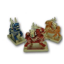 Trois Gardiens Célestes (Chilins)