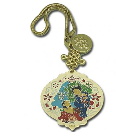 Spellbinding Nine Tailed Fox Amulet (Love)