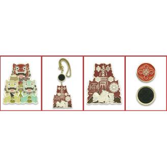 3 Hemelse Beschermers Amulet