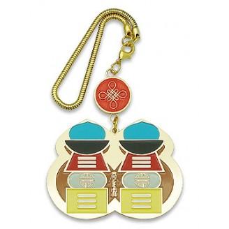 Amulette Pagodes des 5...